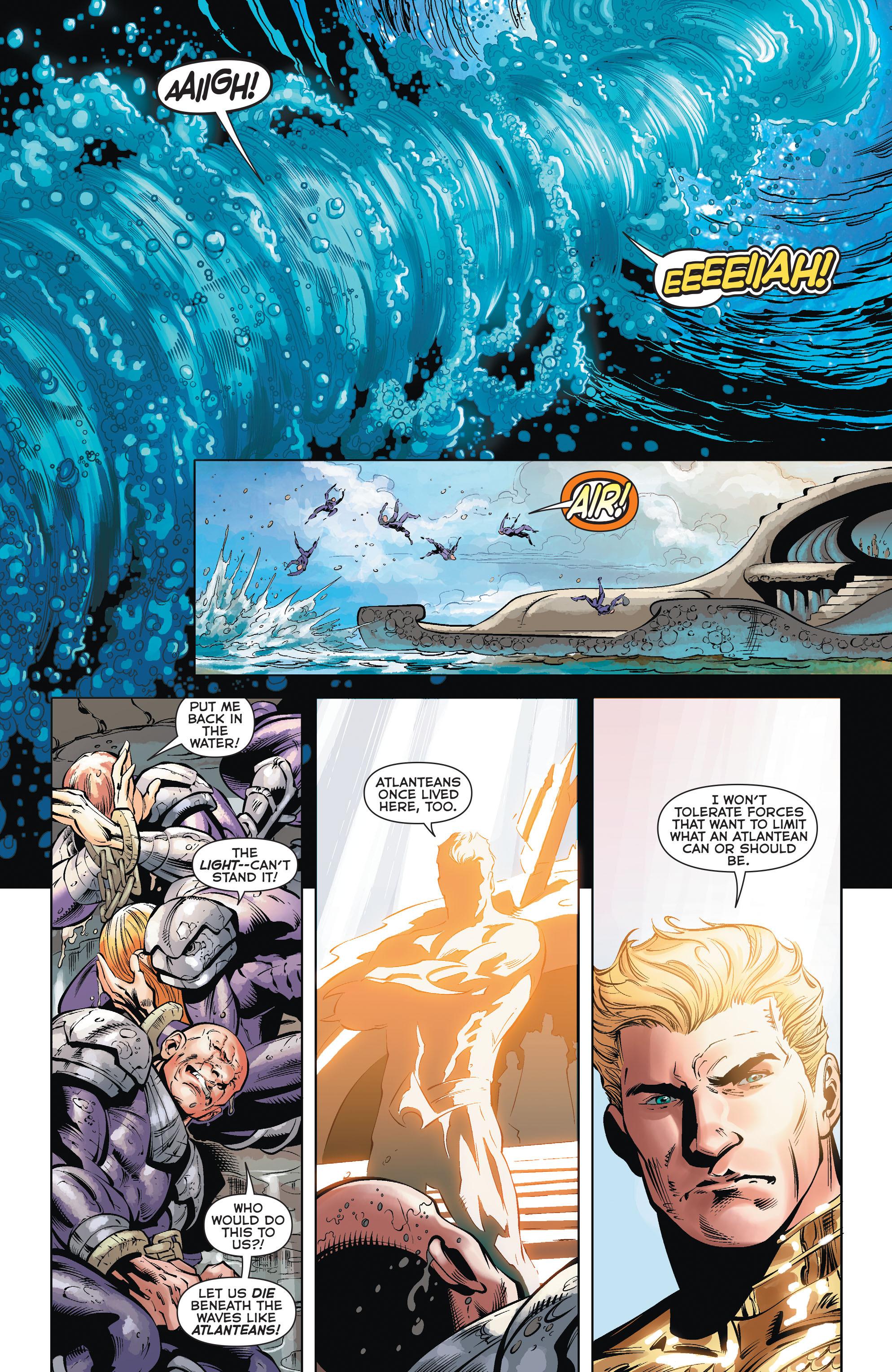 Read online Aquaman (2011) comic -  Issue #35 - 12