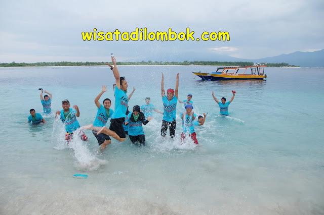 Gambar Paket Wisata Gili Trawangan Lombok 3 Hari 2 Malam