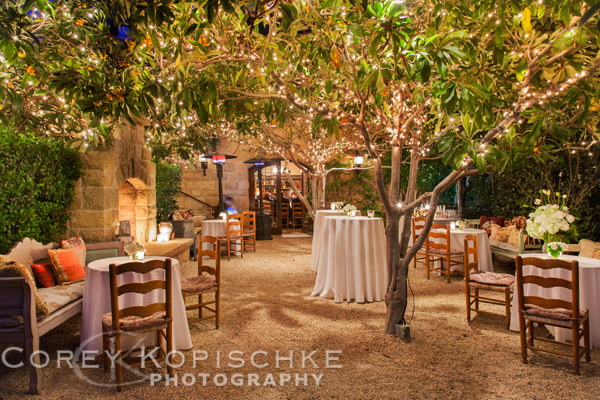 San Ysidro Ranch Wedding Photographer Corey Kopsichke