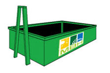waste bin, bin hire services
