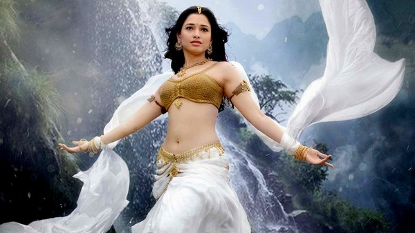 Tamanna Bhatia Angel Image Baahubali Movie Full HD