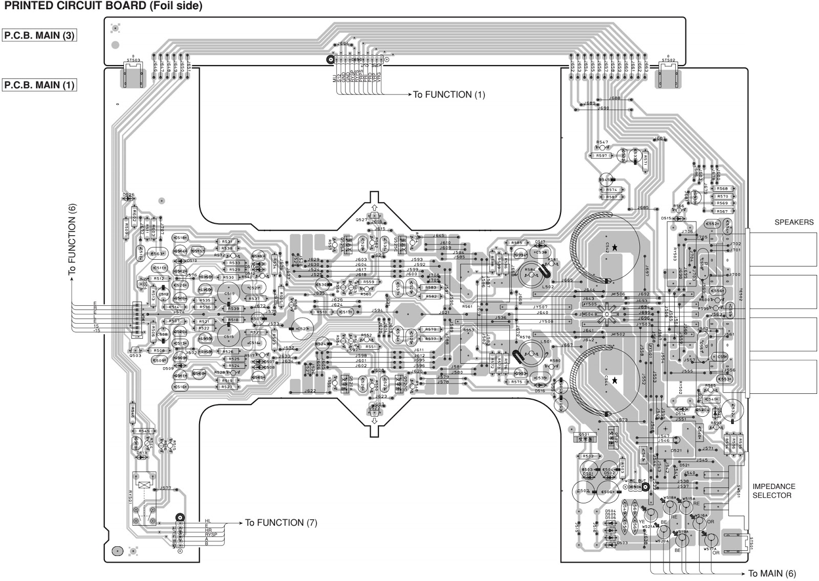 Luxury Antry Amplifier Circuit Pcb Elaboration - Electrical Diagram ...