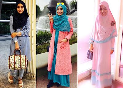 hijab cantik syar'i