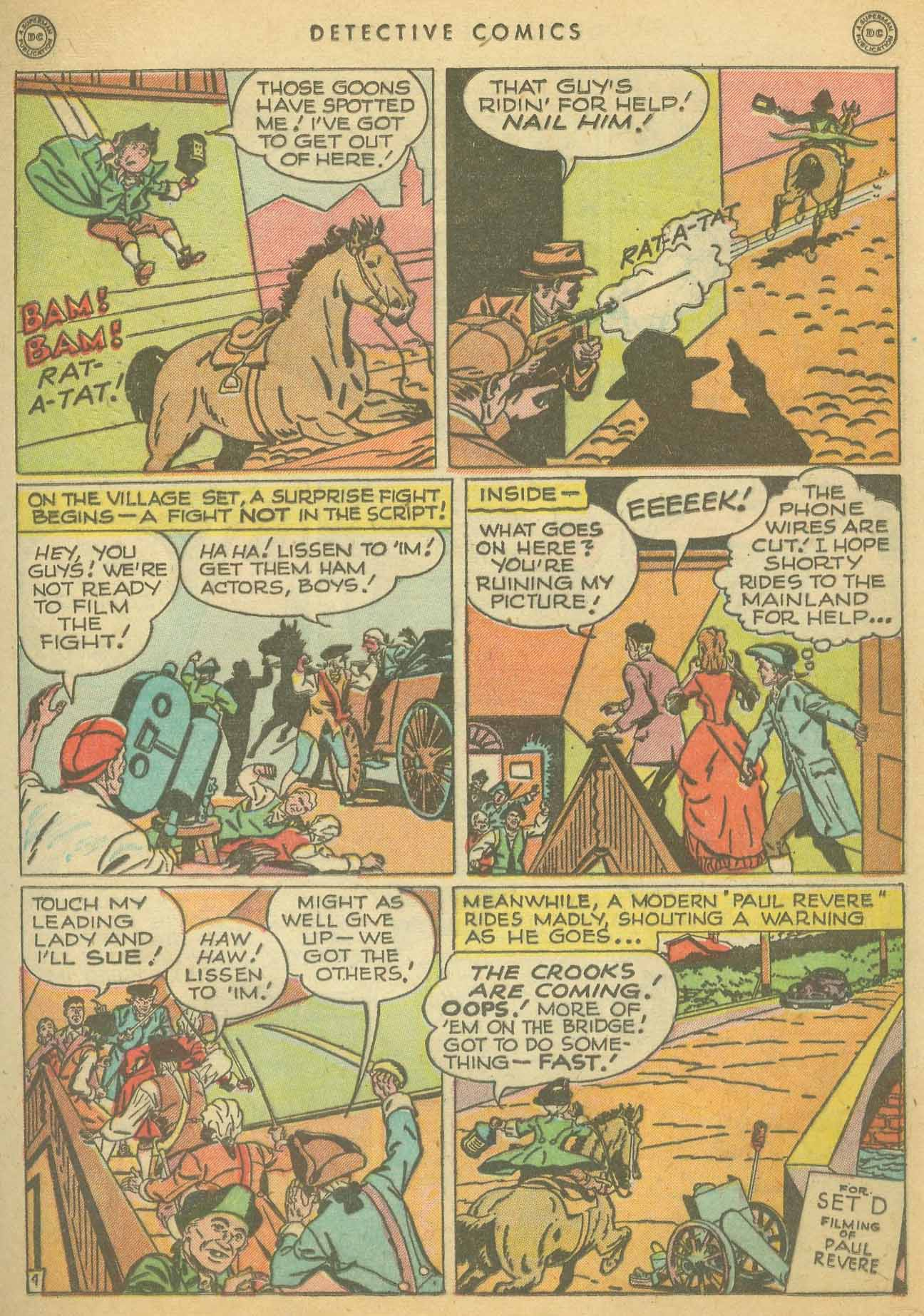 Detective Comics (1937) issue 127 - Page 19