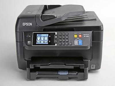 Image Epson WF-2660DWF Printer Driver
