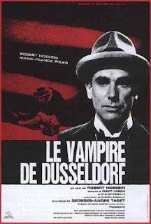Cover, dvd, crtel, carátula: El asesino de Dusseldorf  | 1965 | Le vampire de Düsseldorf