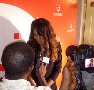 Seyi Shay Signs New Deal With Phone Brand Gionee