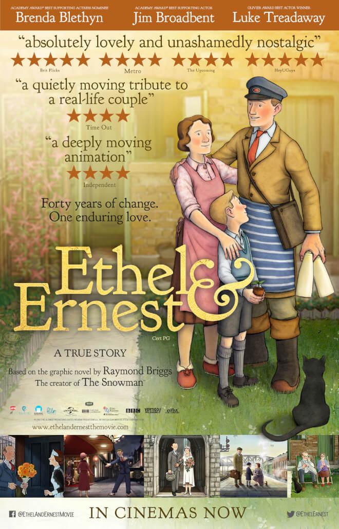 Ethel e Ernest Dublado