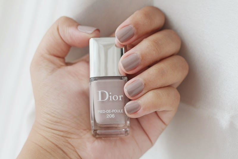 DIOR Fall Winter 2014 Makeup Collection - Nail Polish