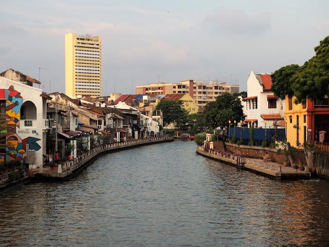 Fluss Malakka