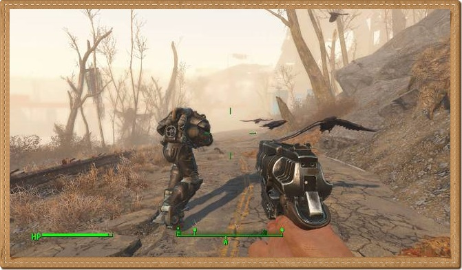 Fallout 4 PC Games Gameplay