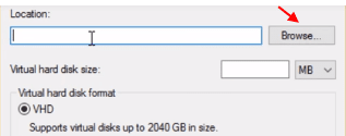 How to Create A Virtual Hard Disk On Windows 10