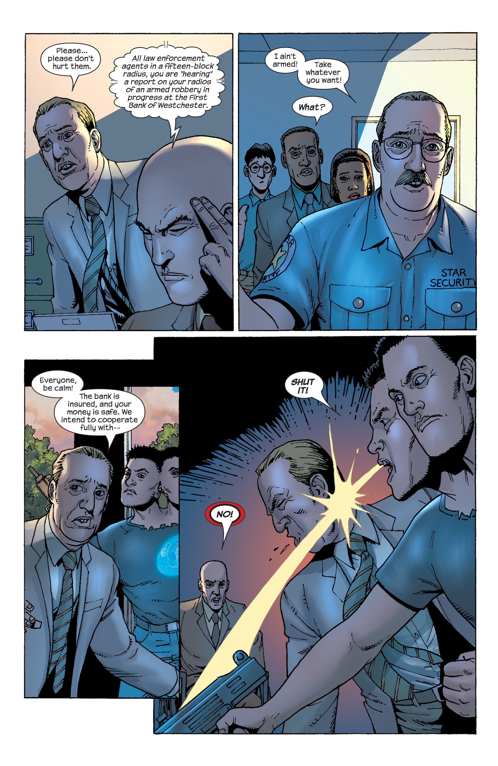 Read online Ultimate X-Men comic -  Issue #58 - 6