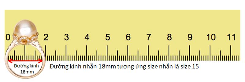 Cách đo kích cỡ ngón tay để mua nhẫn