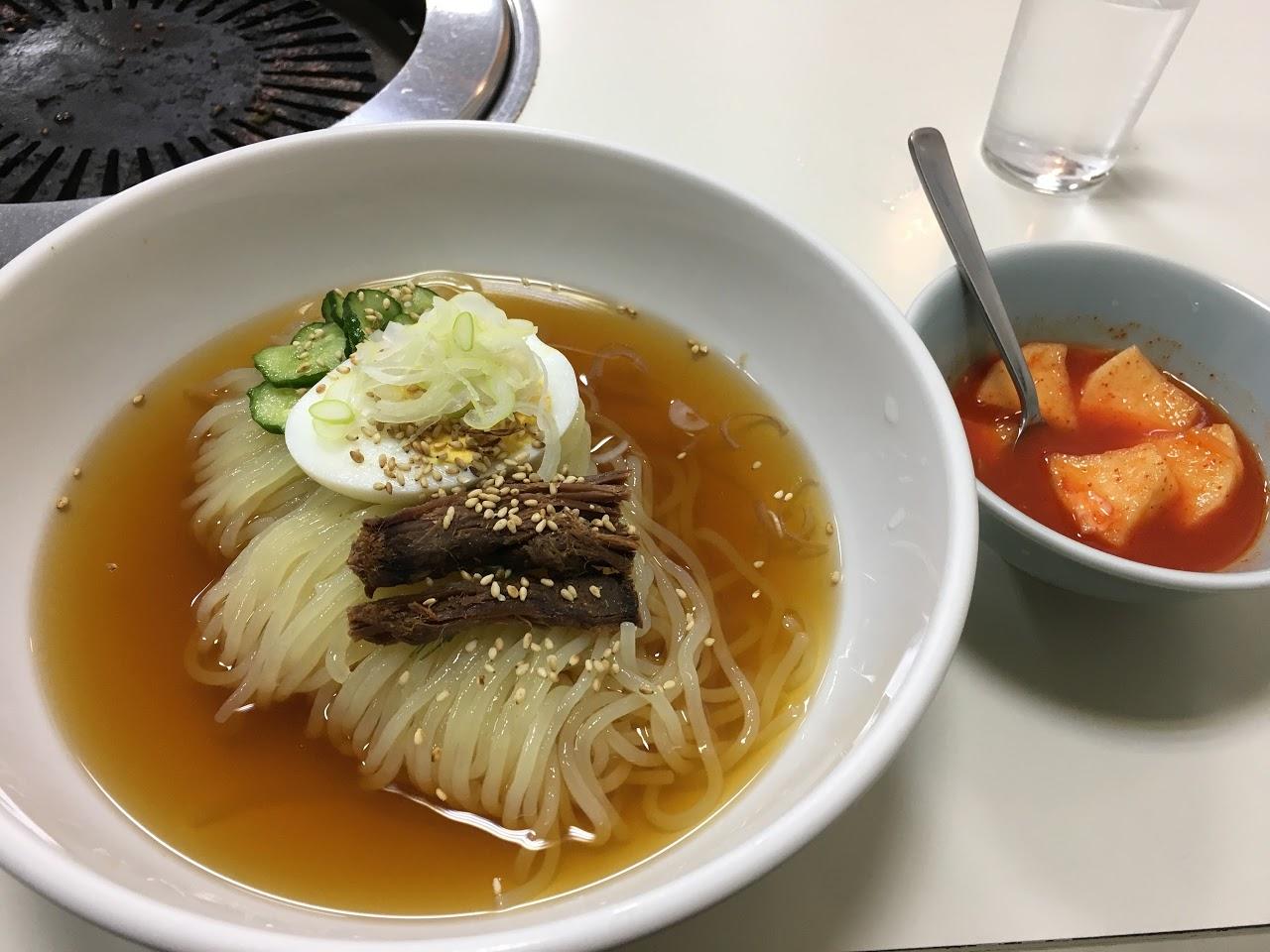 冷 麺 原料 盛岡