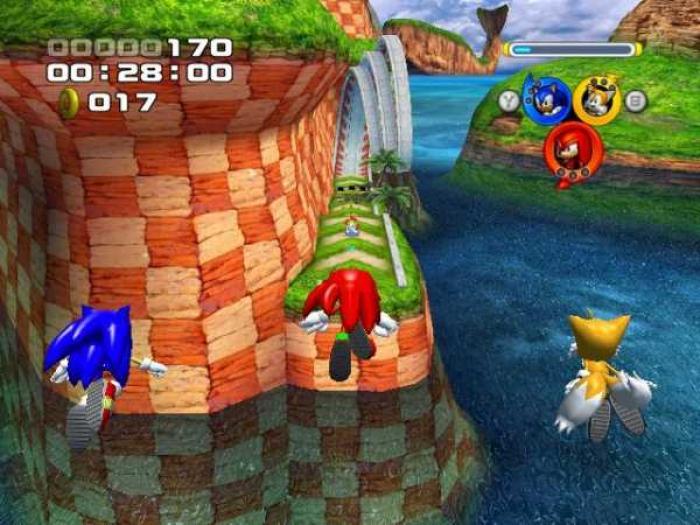 تحميل لعبة Sonic Heroes برابط مباشر + تورنت