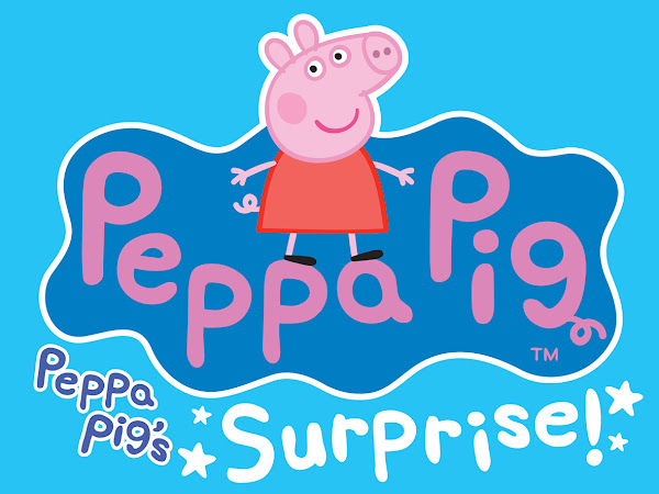Peppa Pig Live - Peppa Pig's Surprise Giveaway
