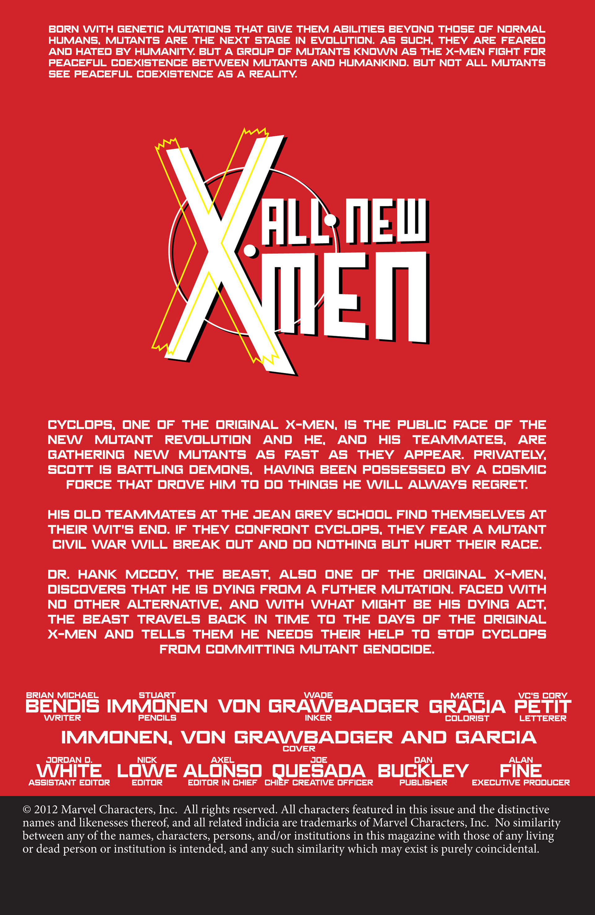 Read online All-New X-Men (2013) comic -  Issue #2 - 2