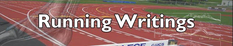 Running writings: Links