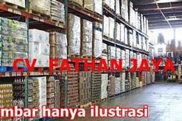 Lowongan CV. Fathan Jaya Pekanbaru Januari 2019