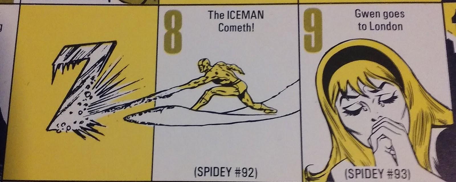 1978 Calendario.Colecciones Del Fin Del Mundo Calendario Spiderman 1978