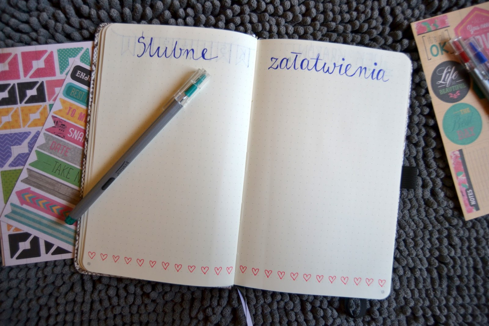 bullet journal co to