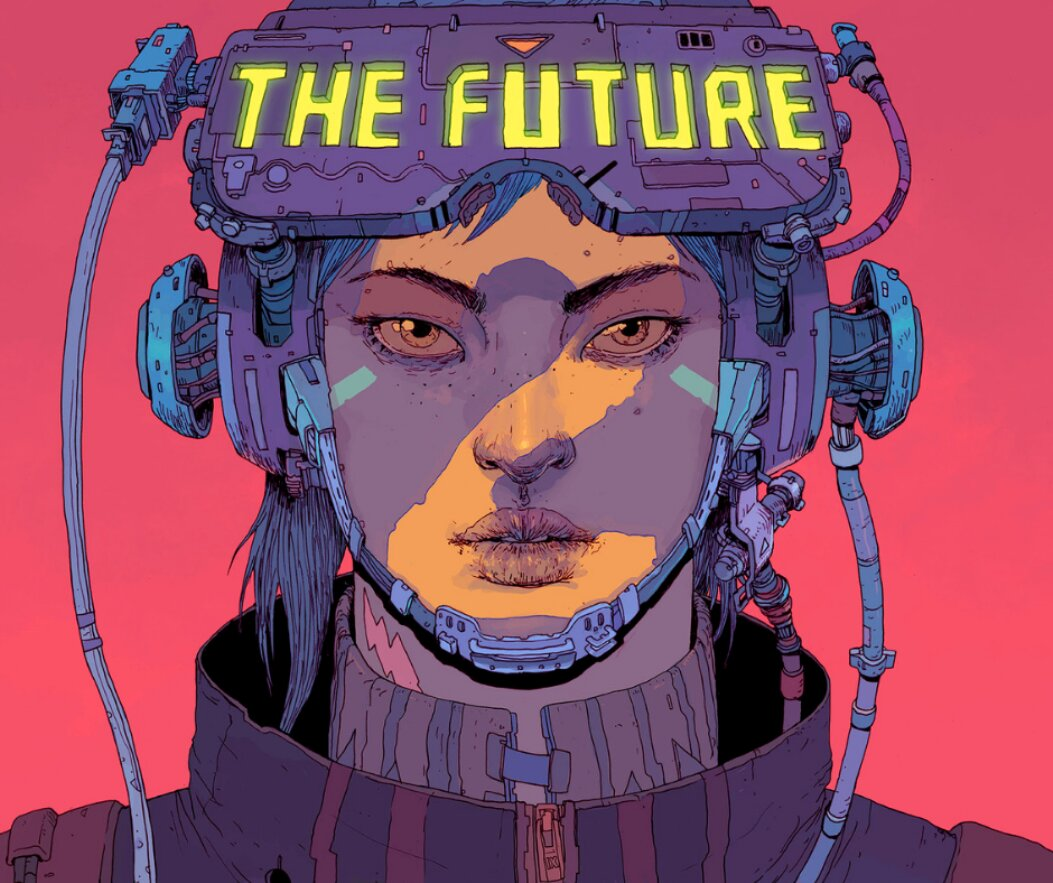 The Future, arte de Josan Gonzalez