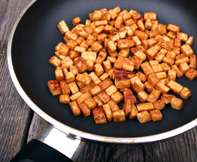 Oppskrift Pai Uten Egg Kikertmel Eggerstatning Facon Vegansk Bacon Tofubacon
