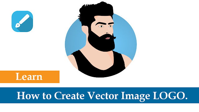 how to create vector image