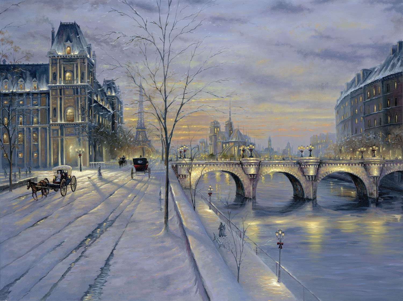 Paris: Paris In Winter