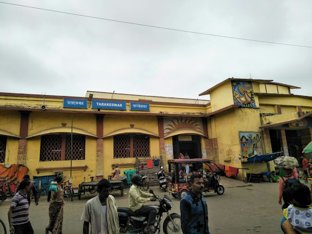 Tarakeswar Station