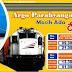 Jadwal Kereta Api Serayu Jakarta (Pasar Senen) - Padalarang - Cimahi - Kiaracondong dan Sebaliknya