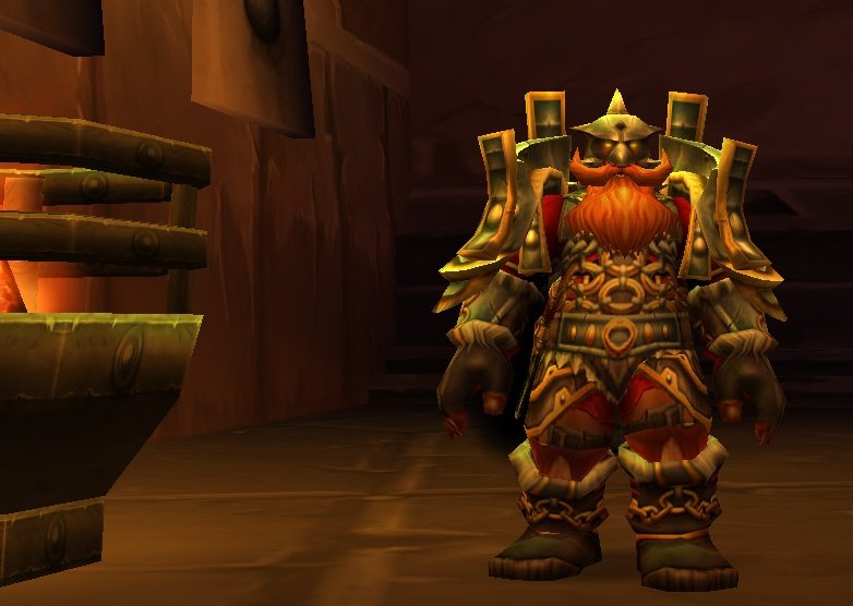 Vanilla Wow Prot Warrior Prebis