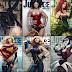 Justice Magazine - Super heroínas atacam de modelos