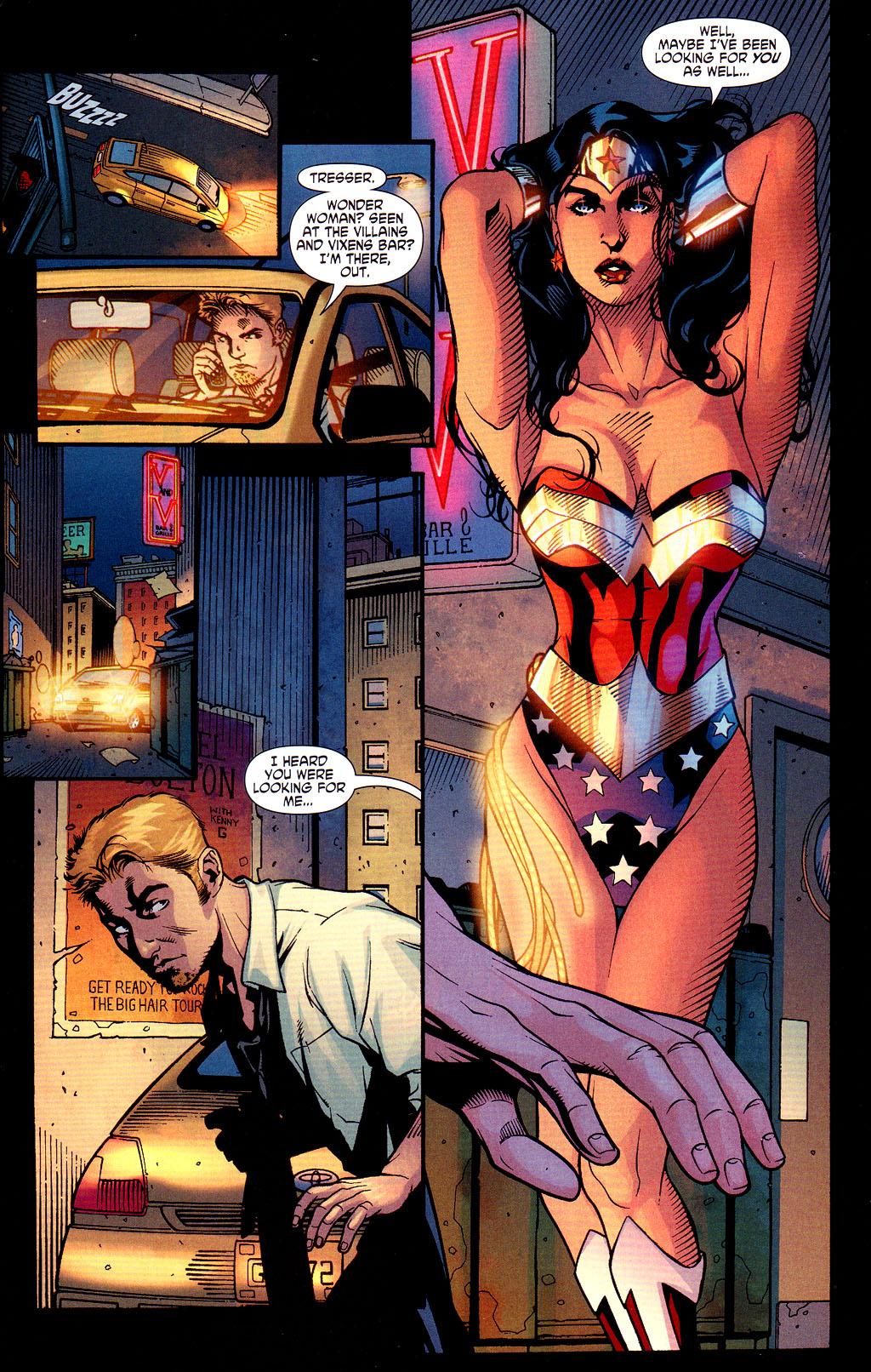 Read online Wonder Woman (2006) comic -  Issue #6 - 15