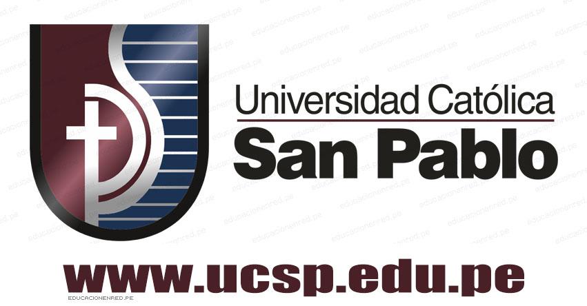 Resultados UCSP 2018 (30 Septiembre) Lista Ingresantes Examen Admisión - Universidad Católica San Pablo - Arequipa - www.ucsp.edu.pe