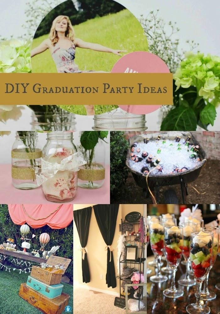 Graduation Theme Ideas: Goodwill Tips: DIY Graduation Party Ideas