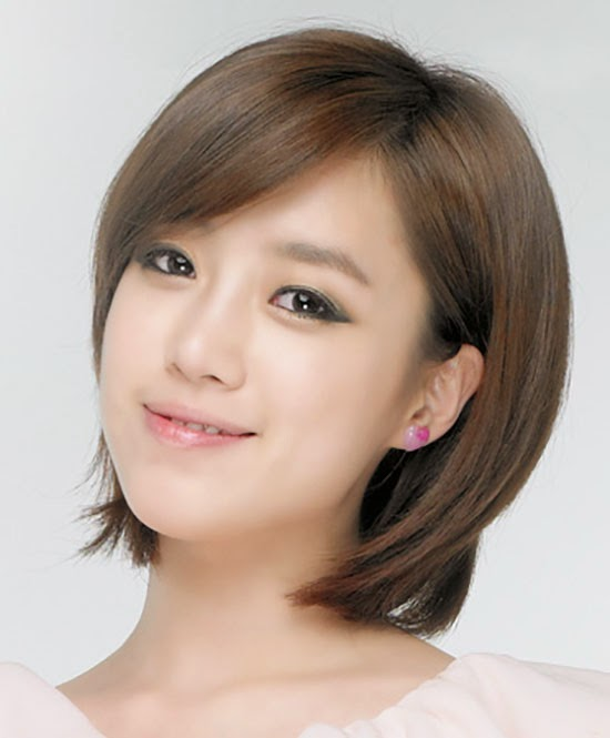 Hairstyles Korean Women 2014