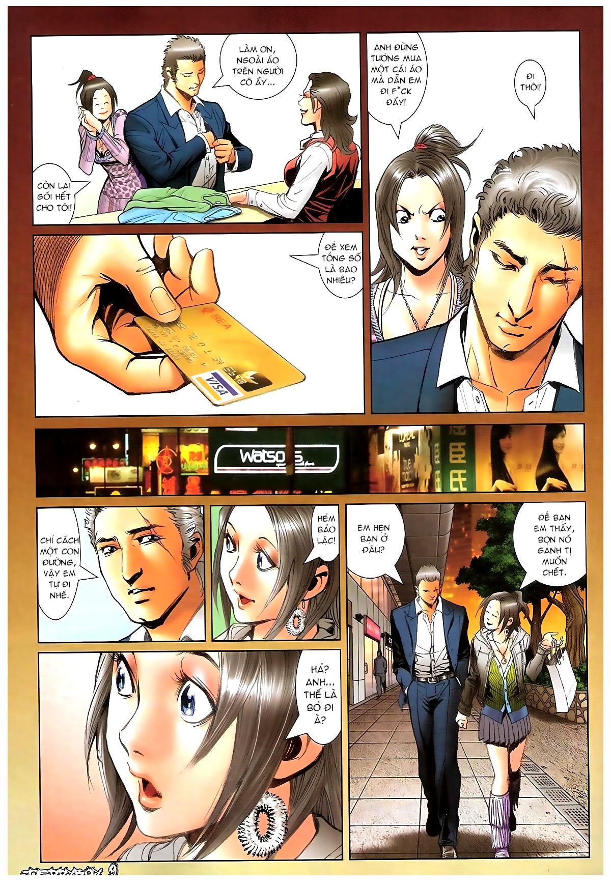Người Trong Giang Hồ - Chapter 1369: Mê trai gặp Sở Khanh - Pic 8