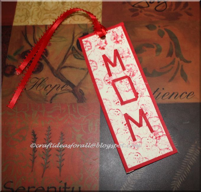 Craft Ideas For All Easy Mother S Day Craft