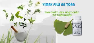 Vimax Pills Viên uống hỗ trợ điều trị Yếu Sinh Lý nam giới