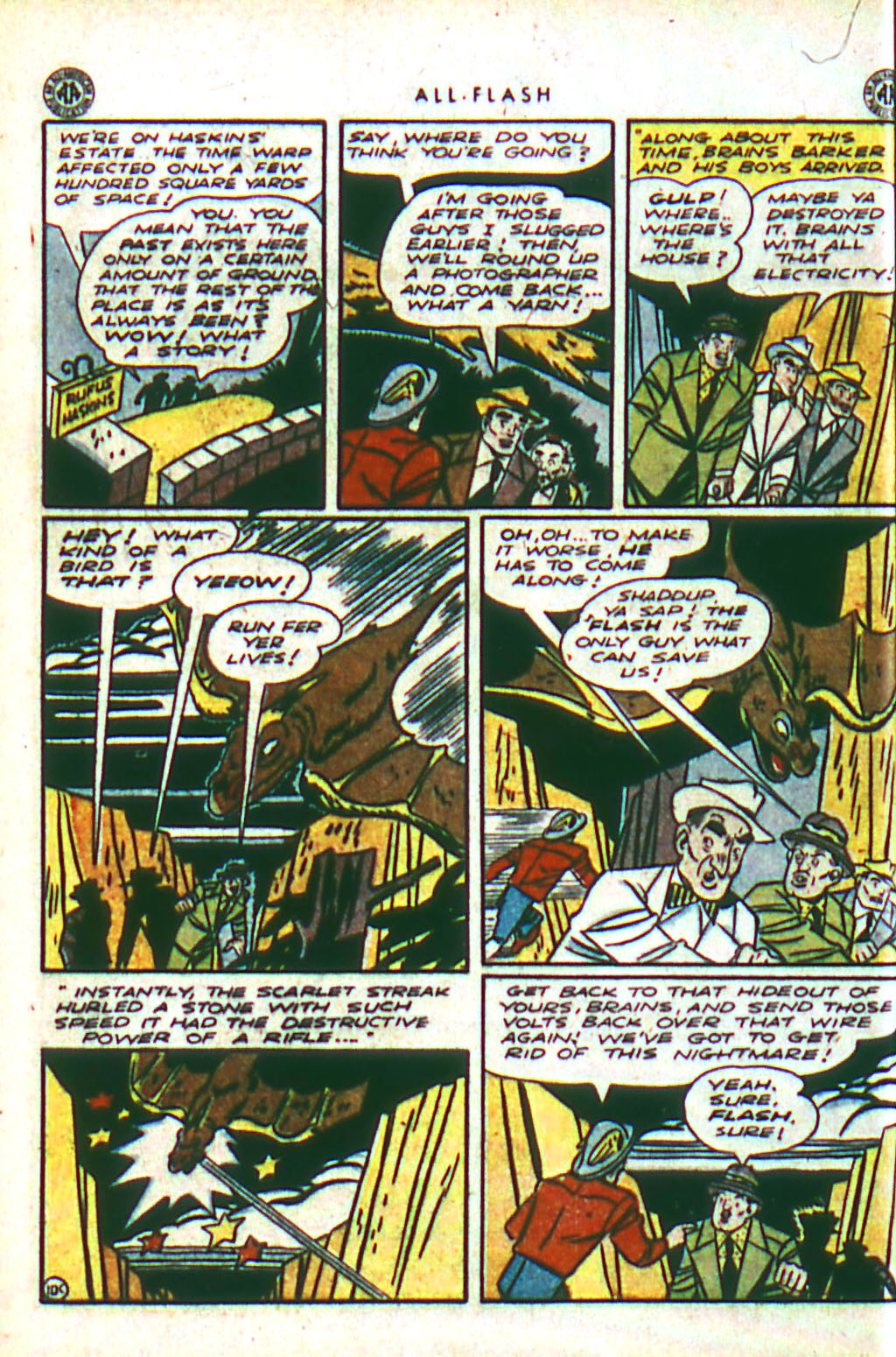 Read online All-Flash comic -  Issue #18 - 46