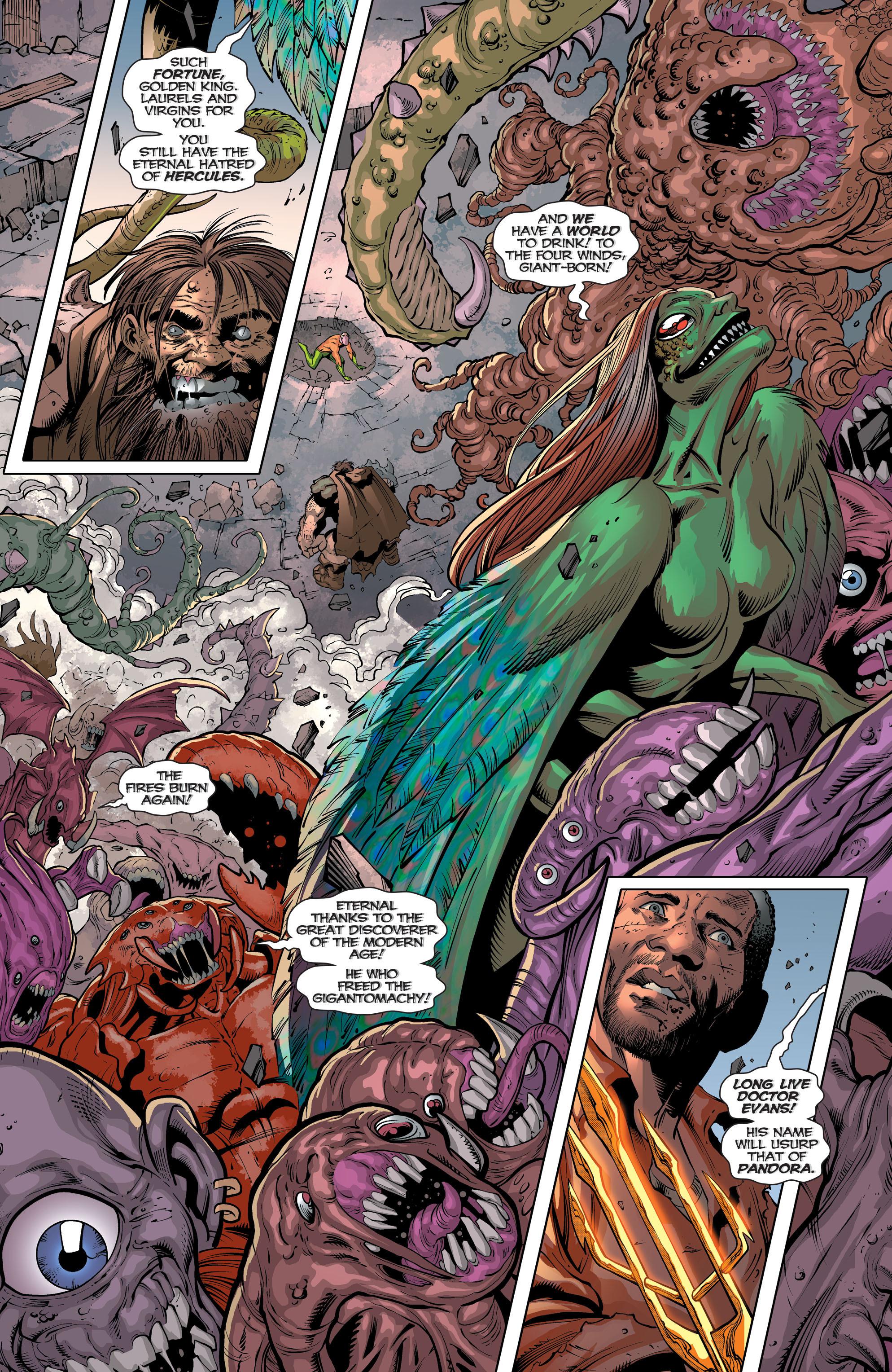 Read online Aquaman (2011) comic -  Issue #30 - 5
