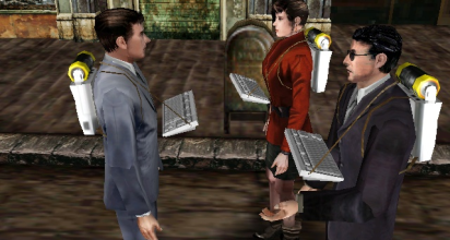Typing of the Dead - Dreamcast