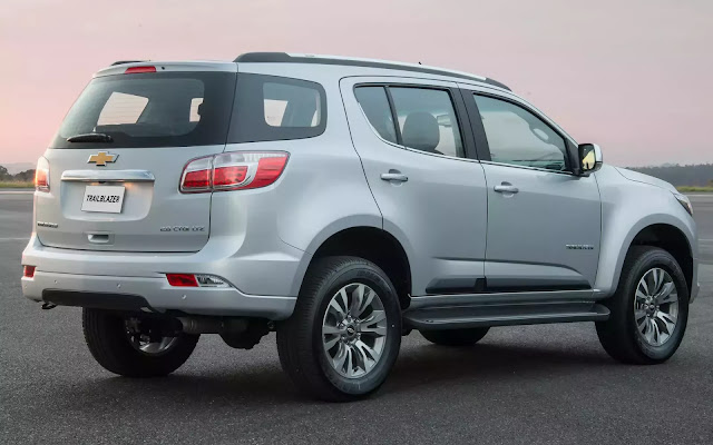 Chevrolet Trailblazer 2018
