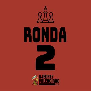 De un vistazo todos los RESULTADOS RONDA 2 (no oficial).
