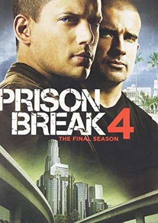 Prison Break - 4ª Temporada Online
