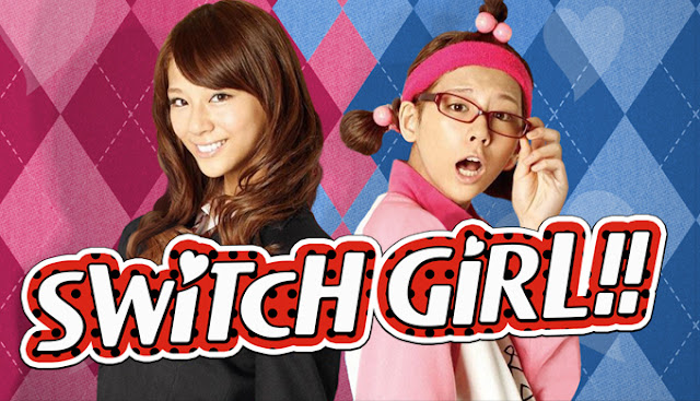 Switch Girl Live Action: Everyone Has a Gross Side