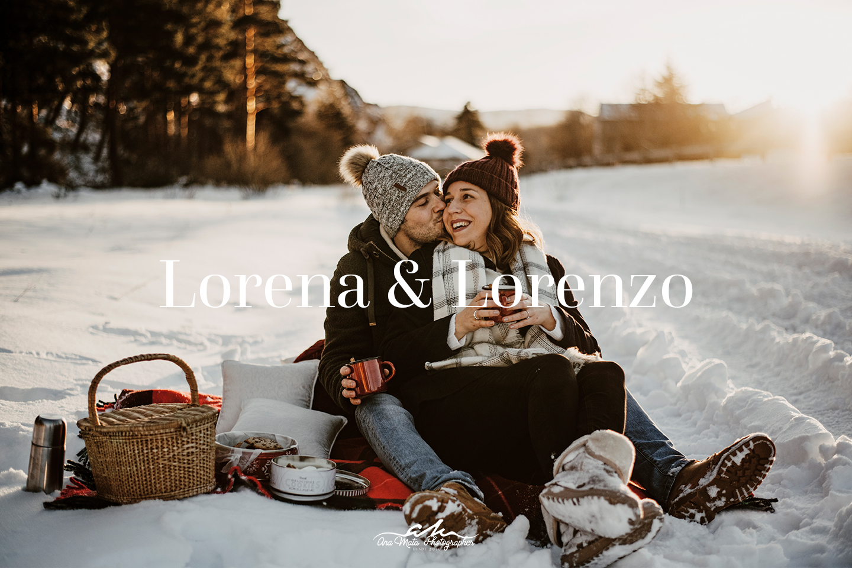 Preboda Lorena & Lorenzo. Febrero 2018