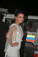 Surveen Chawla In White Dress Pos4.jpg